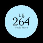 LOGO LE 264 studio vidéo